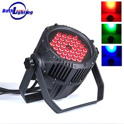 Smart and hotsale stage led par lights LED par 64 36 x 3W