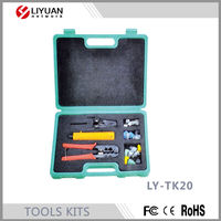 LY-TK20 Made in China best quality electronic network tool kit