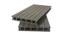 WPC decking board prices, wood plastic composite decking
