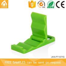 Coloful Soft PVC Folding Mobile Phone Holders