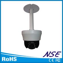 10x mini ptz de la cámara del cctv de de seguridad con alta resolución 1000 tvl y de visión nocturna para ir de compras