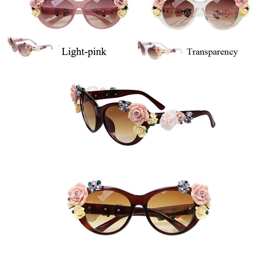Женские модные очки фото