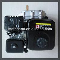 6.5hp/5.5hp go kart parts/motorcycle engine 50cc china/bike engine with gear box motorcycle parts