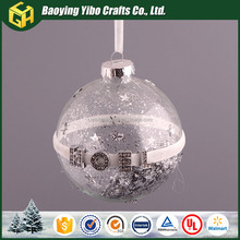 Latest buy christmas decorations clear glass ball