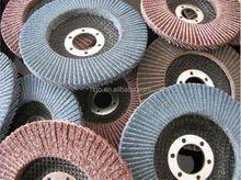 Rigo abrasive sanding flap disc,high density,grinding stainless steel