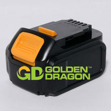 Direct factory supply 14.4V, 3.0Ah, 4.0Ah Li-ion Replacement power tools battery for Dewalt DCB140