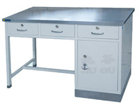 hot sale stainless steel table office executive table pictures
