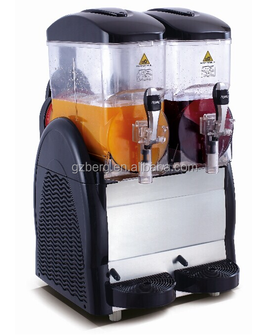 Capacity 24l Commercial Stainless Steel Slush Ice Making