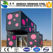 shipping living iso container house