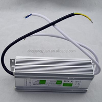 switching power supply 12V 80W waterproof led transformer