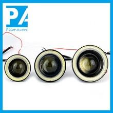 High quality universal COB angel eyes fog lamp