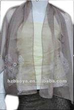 fashion chiffon Scarves Hot chiffon scarf for lady dressed 2012