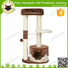 colored special sisal cat tree pet supplier