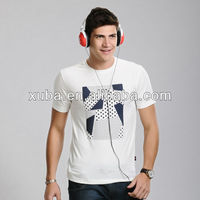 Tshirt Xuba Brand Men T-shirt For Sexy Boy Under Paint T-shirts 6 Colors