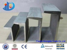 Various Sizes Steel U Channel, U Channel Iron