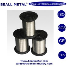 bright grade 304 316 stainless steel wire for piano manufacturer
