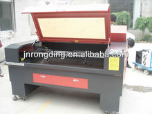 High Speed CO2 Double Heads Laser Cutting Machine