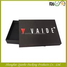 custom luxury paper rigid set up gift box