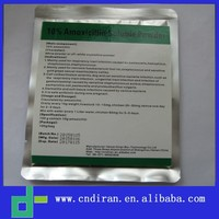 Amoxicillin Soluble Powder Veterinary Medicines for Cattle