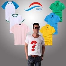 Tempy Import China Hot OEM Promotional Cheap Men's Cotton 3D Custom T shirt