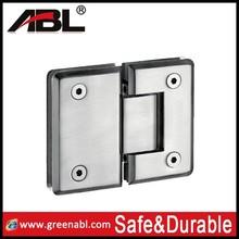 stainless steel glass clamp, glass door hinge clamp
