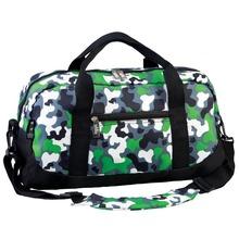 Overnight carry duffel bag/moisture-resistant sports bag/nylon travel bag design