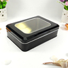 Hot selling Christmas wedding gift chocolate packaging tin box