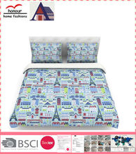 Wholesale cartoon patterns High Qulity children printed Quilt