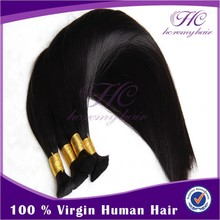 Hc Remy Hair supreme hair weave straight indian extensions