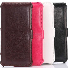 2015 New arrival flip pu leather smart case for iphone 6 cases