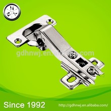 Familiar in ODM factory Simple style special angle 45 degree furniture cabinet hinge