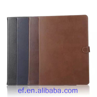Mobile phone case wallet leather case cover for Ipad pro, belk case for Ipad, custom flip case for smartphone case