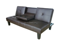 Hot Sale Functional Fold Down Sofa Bed With Coffee Table