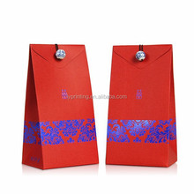 Beautiful wedding favor box, Printing gift small paper box for wedding