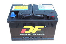 Camel group Apollo 12V MF starting battery 56318MF