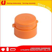 Hot sale 28mm vegetable oil Plastic flip top cap