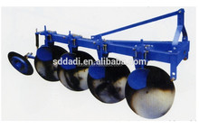 Agricultural equipment one way disc plough