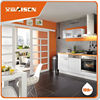 Professional mould design factory directly space saving kitchen cabinet distributor
