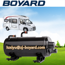 R134a r410a r407c btu10000 auto ac compressor for oil cooling unit