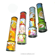 cartoon pictures educational kids toy kaleidoscope
