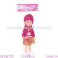 muñecas del bebé real baby dolls con el pelo de moda de muñecas