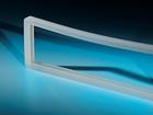 RoHS cumprido borracha de Silicone peças de vedação tira selo