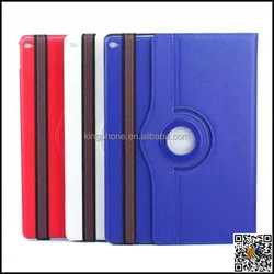 Lychee Emboss rotating leather case for ipad Pro