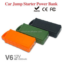 Fast Delivery Mini Car Jump Starter 12000mAh 12V Manufacturer Emergency Kits Start Your Auto Without All The Hassle