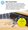 personal security product Anti Lost Alarm Device Bluetooth 4.0 Key Finder Key Chain Locator