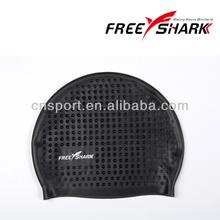 Silicone bubble swim caps silicone(YSC-103)