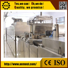 B1174 Full Automatic Machinery line process to production chocolate
