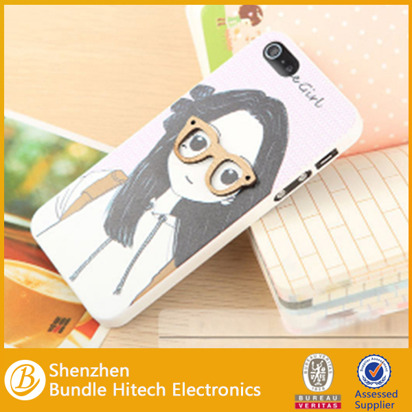 for iphone 5 cover cute design plating back cover,wholesale for iphone 5 custom back cover case