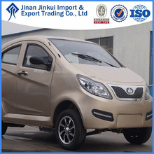 2015 most popular closed passenger electric car with electric car conversion kit