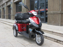 CE and EEC certification 3 wheel electric tricycle